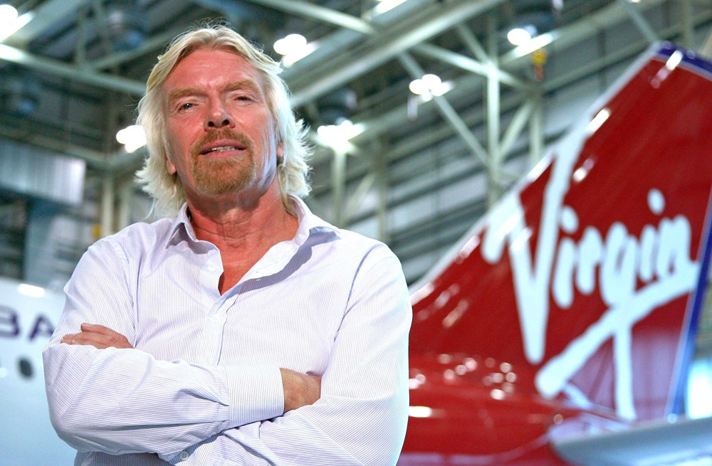 Smart Working Richard Branson