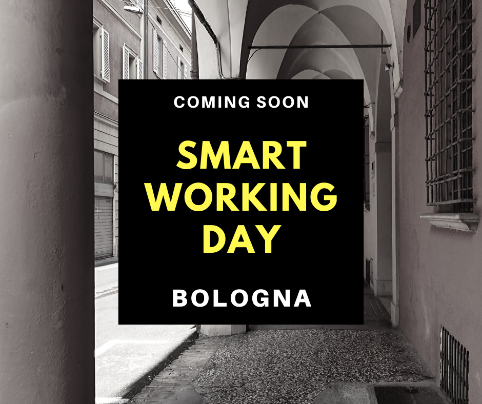 Smart Working Day 2020 - Bologna - Coming Soon